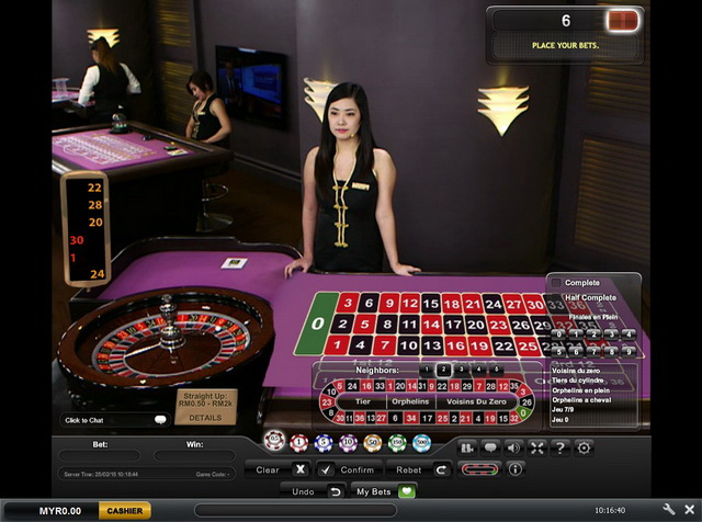 Running aces roulette